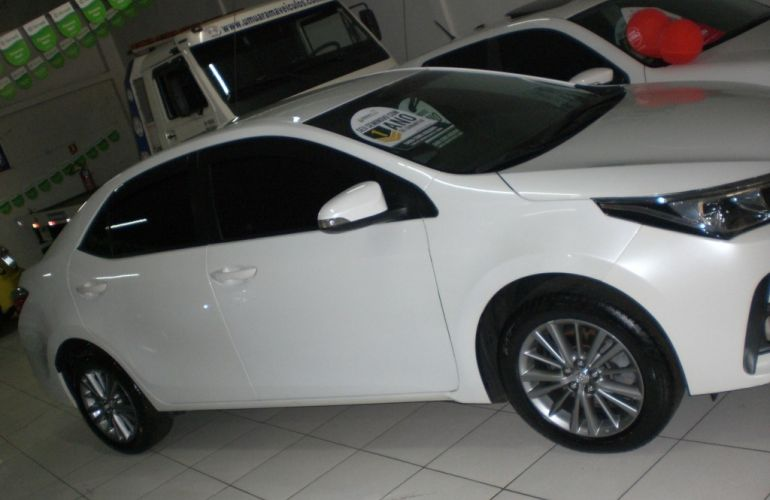 Toyota Corolla 1.8 GLi Upper Multi-Drive (Flex) - Foto #7