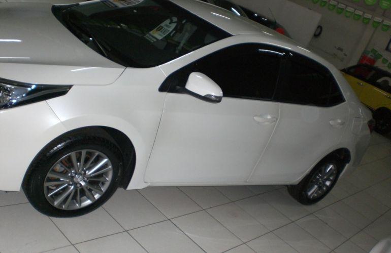 Toyota Corolla 1.8 GLi Upper Multi-Drive (Flex) - Foto #8
