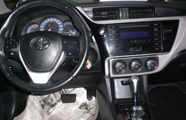 Toyota Corolla 1.8 GLi Upper Multi-Drive (Flex) - Foto #9