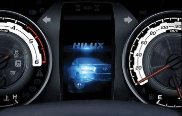 Toyota Hilux 2.7 Sr 4x2 CD 16v - Foto #4