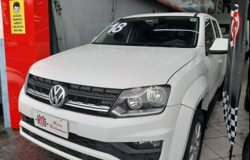 Volkswagen Amarok 2.0 Trendline 4x4 CD 16V Turbo Intercooler - Foto #1