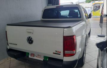 Volkswagen Amarok 2.0 Trendline 4x4 CD 16V Turbo Intercooler - Foto #3
