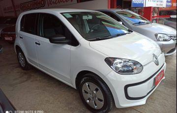 Volkswagen Up! 1.0 12v E-Flex take up! 4p