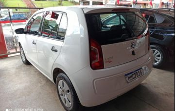 Volkswagen Up! 1.0 12v E-Flex take up! 4p - Foto #2