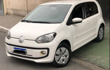 Volkswagen Up 1.0 MPi Move Up 12v - Foto #1