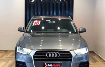 Audi Q3 2.0 TFSI Ambition S Tronic Quattro