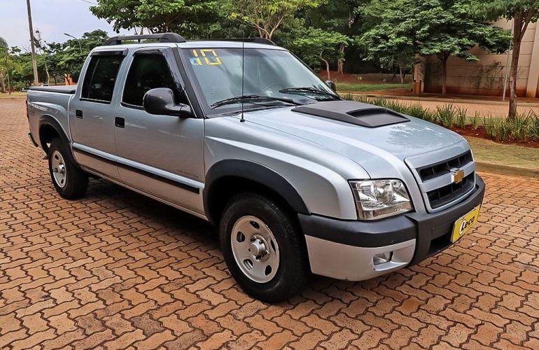 Chevrolet S10 2.4 MPFi Advantage 4x2 CD 8v - Foto #2