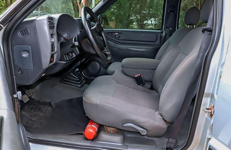 Chevrolet S10 2.4 MPFi Advantage 4x2 CD 8v - Foto #4