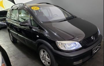 Chevrolet Zafira 2.0 MPFi CD 16v