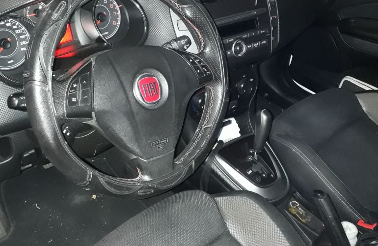 Fiat Bravo Sporting 1.8 16V Dualogic (Flex) - Foto #5