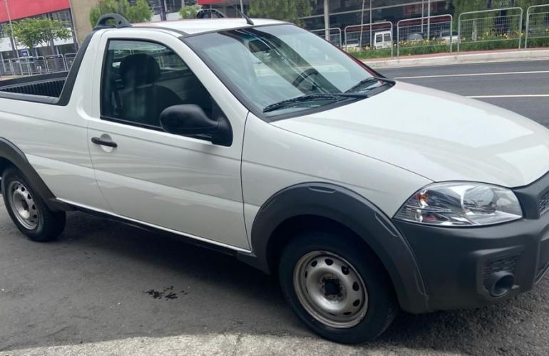 Fiat Strada 1.4 MPi Hard Working CS 8v - Foto #3