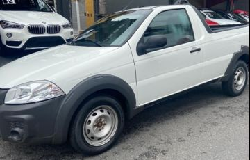 Fiat Strada 1.4 MPi Hard Working CS 8v - Foto #10