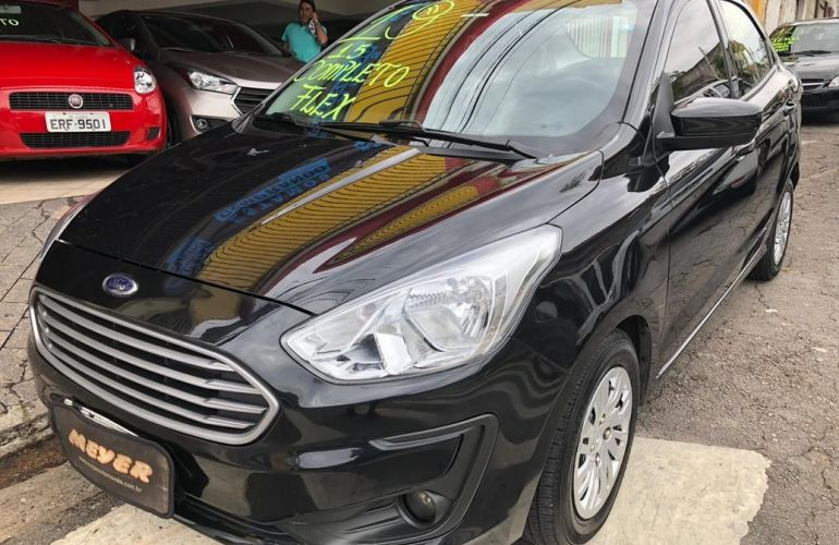 Ford Ka 1.5 Tivct Se - Foto #1