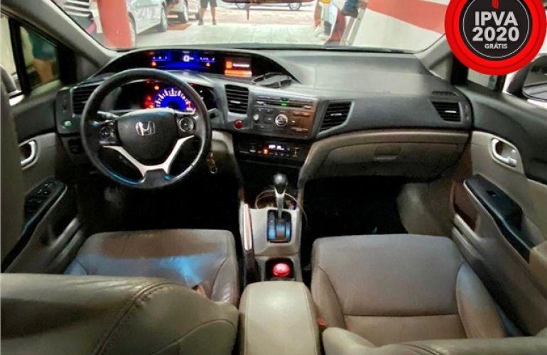 Honda Civic 2.0 LXR 16V Flex 4p Automático - Foto #2