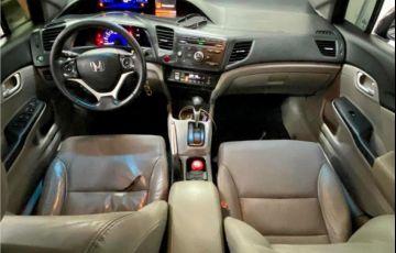 Honda Civic 2.0 LXR 16V Flex 4p Automático - Foto #6