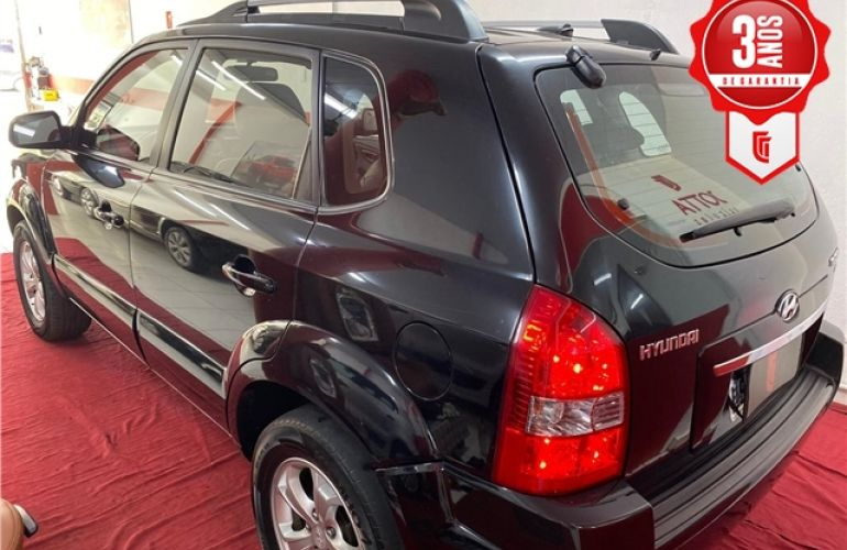 Hyundai Tucson 2.0 MPFi GLS 16V 143cv 2WD Flex 4p Automático - Foto #3