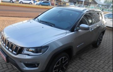 Jeep Compass 2.0 TDI Limited 4WD (Aut)