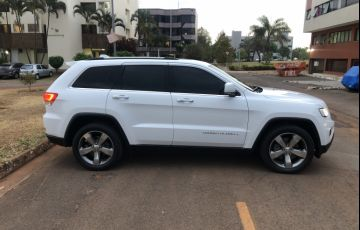 Jeep Grand Cherokee 3.6 V6 Limited 4WD - Foto #2