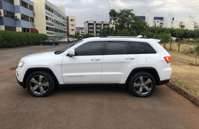 Jeep Grand Cherokee 3.6 V6 Limited 4WD - Foto #3