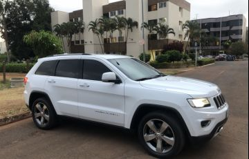Jeep Grand Cherokee 3.6 V6 Limited 4WD - Foto #4