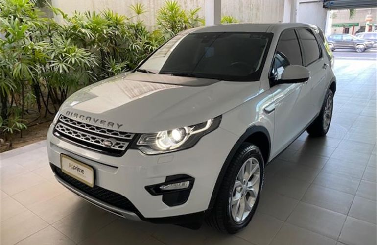 Land Rover DISCOVERY SPORT 2.0 16V TD4 Turbo HSE - Foto #1