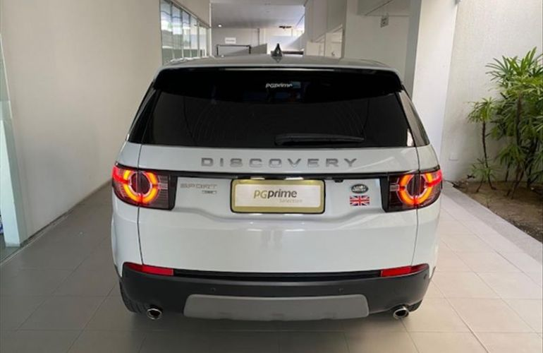 Land Rover DISCOVERY SPORT 2.0 16V TD4 Turbo HSE - Foto #4