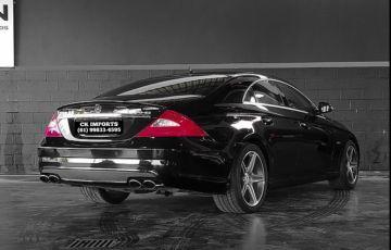 Mercedes-Benz CLS 63 AMG 6.2 V8