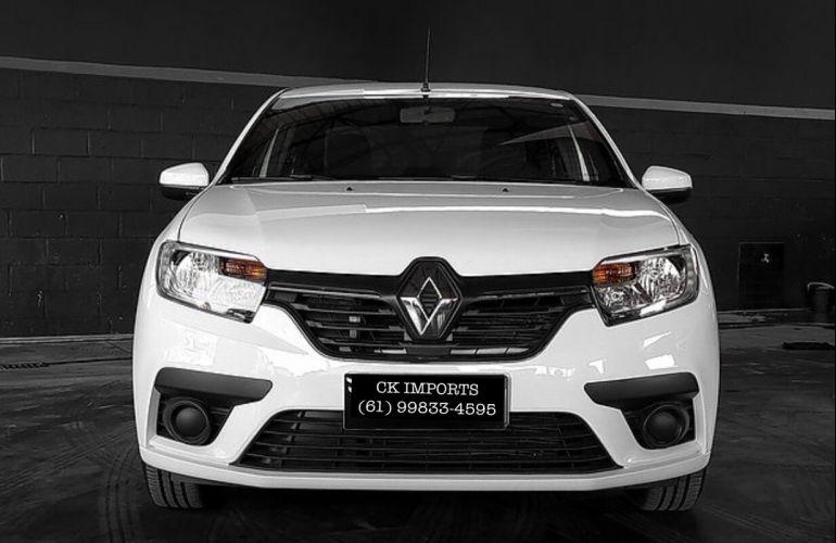 Renault Logan 1.6 Zen - Foto #1