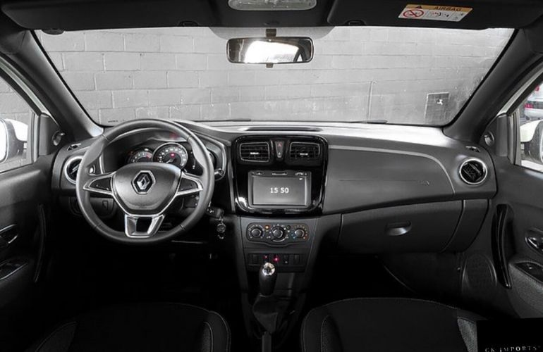 Renault Logan 1.6 Zen - Foto #5