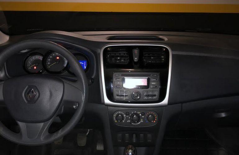 Renault Sandero Expression 1.0 12V SCe (Flex) - Foto #1