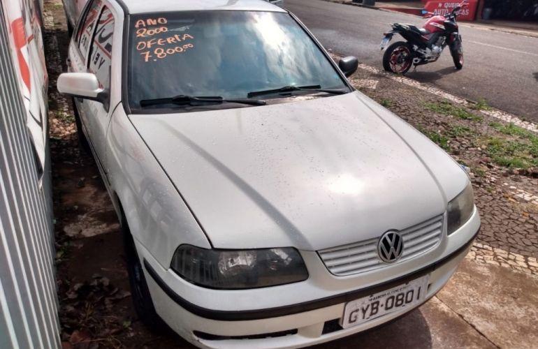Volkswagen Gol 1.0 16V MI - Foto #3