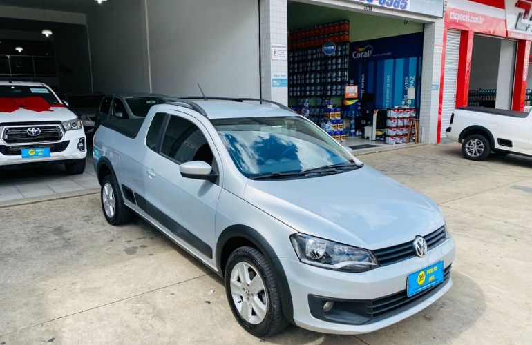 Volkswagen Saveiro 1.6 Mi Trendline CE 8v - Foto #3