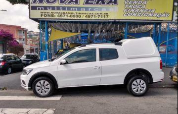 Volkswagen Saveiro Trendline 1.6 MSI CD (Flex) - Foto #1