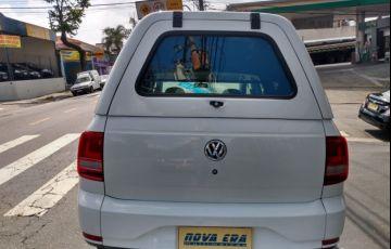 Volkswagen Saveiro Trendline 1.6 MSI CD (Flex) - Foto #4