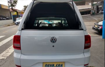Volkswagen Saveiro Trendline 1.6 MSI CD (Flex) - Foto #7