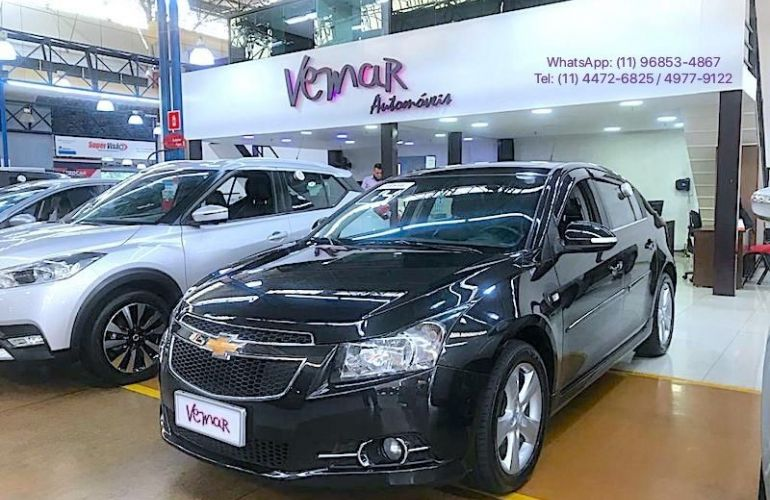 Chevrolet Cruze 1.8 LTZ Sport6 16v - Foto #1