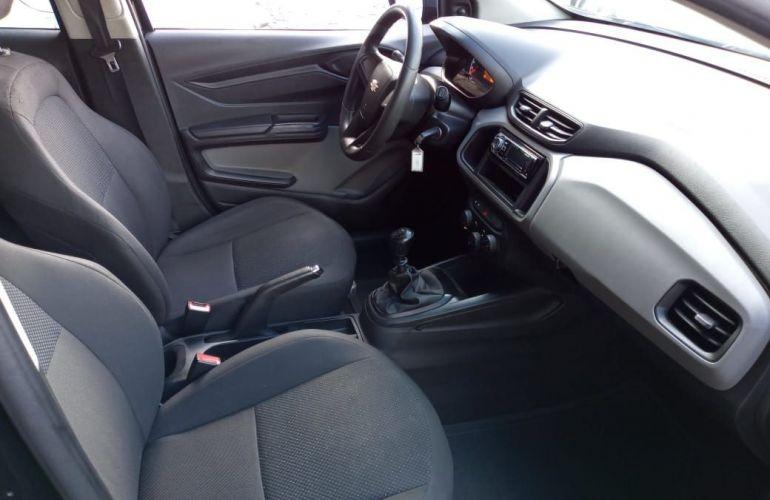 Chevrolet Onix 1.0 MPFi Joy 8v - Foto #8