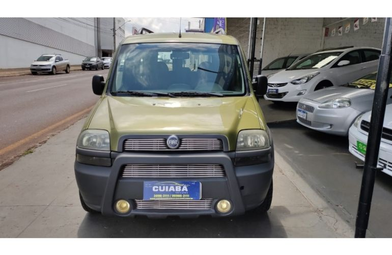 Fiat Doblò Adventure (Estrada Real)1.8 8V - Foto #1