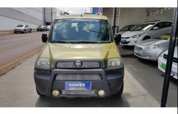 Fiat Doblò Adventure (Estrada Real)1.8 8V