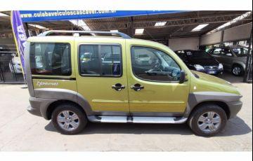 Fiat Doblò Adventure (Estrada Real)1.8 8V - Foto #4