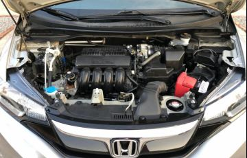 Honda Fit 1.5 EXL 16v - Foto #9
