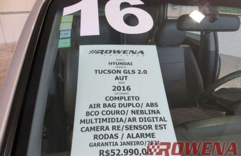 Hyundai Tucson GLS 2.0 Mpfi 16V - Foto #10