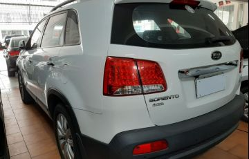 Kia Sorento 3.5 Ex2 V6 4x4 24v - Foto #4