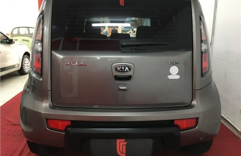 Kia Soul 1.6 EX 16V Flex 4p Automático - Foto #5