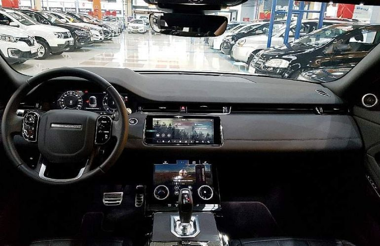 Land Rover Range Rover Evoque 2.0 16V Si4 SE Dynamic 4wd - Foto #2