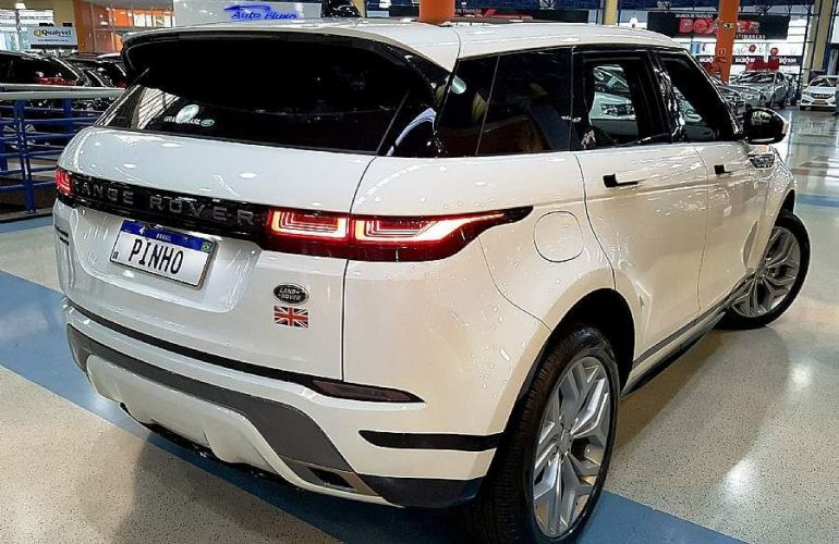 Land Rover Range Rover Evoque 2.0 16V Si4 SE Dynamic 4wd - Foto #4