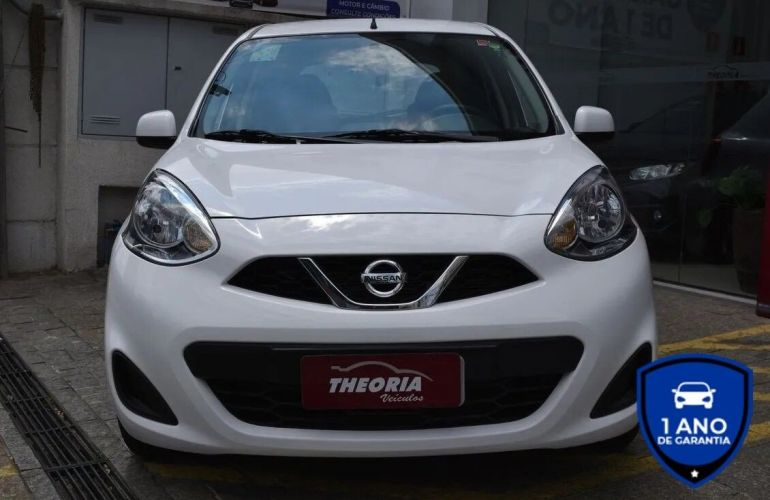 Nissan March 1.0 S 12v - Foto #1