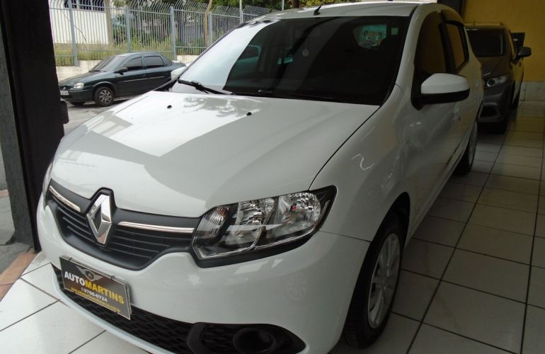 Renault Sandero 1.0 Expression 16v - Foto #1