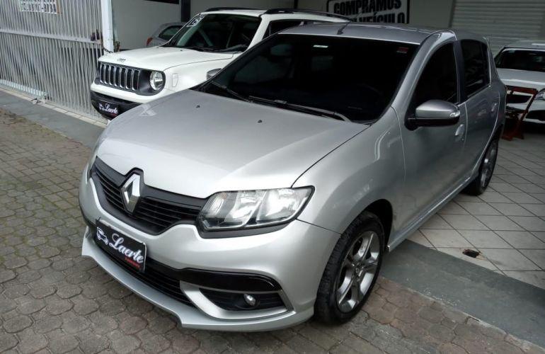 Renault Sandero 1.6 16V Sce Gt Line - Foto #1