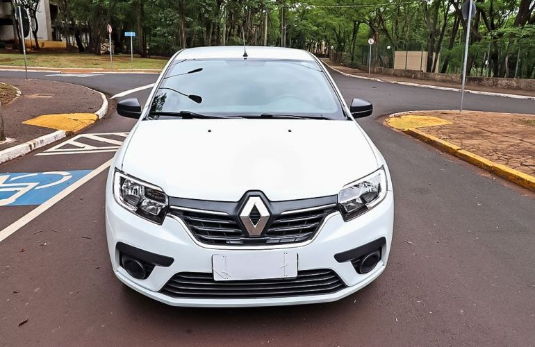 Renault Sandero 1.0 12v Sce Life - Foto #1